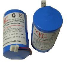 MCS700-MCS710 -Visonic  Compatible Lithium 3.6 Volts 13/14Ah