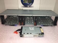 44V8049 45D5215 IBM DISK UNIT CAGE ASSEMBLY COMPLETE WITH (4) PORT CARD ASSY