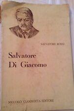 Salvatore Di Giacomo - Salvatore Rossi - Giannotta - 1968 - M