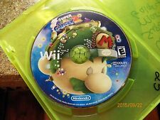 Super Mario Galaxy 2 (Nintendo Wii, 2010) -Item Tested **Disc Only, Disc Only**
