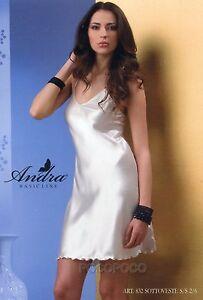 Petticoat Shoulder Stertta Woman Andra Art. 832