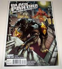 BLACK PANTHER : The Man Without Fear # 513 Marvel Comic  Feb 2011  VFN