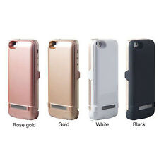 4200mah Power Bank Battery Backup Charger Case Cover For Apple iPhone 5 5s SE