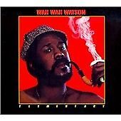 Wah-Wah Watson - Elementary CD NEW & Sealed Get on Down reissue