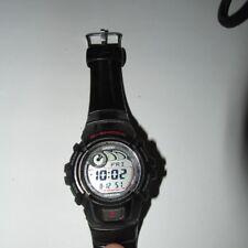 Casio 2548 G-Shock Water Resistant Digital Mens Black Watch Good Battery