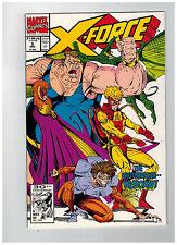 X-FORCE Vol 1 #5  1st Printing - DEADPOOL 4th appearance    / 1991 Marvel Comics