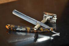 Coupe Choux REGILO shave Ready Straight Razor Rasoir Rasermiessier Navaja