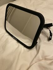 Onco Large Car Head Rest Baby Mirror Adjustable With Clips
