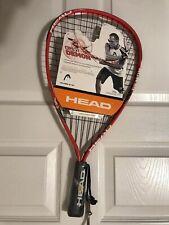 Head Cps Demon Lightweight Racquetball Racquet w/ Pro Grip New