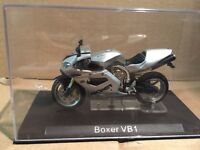 "DIE CAST  "" BOXER VB1 ""  MOTOMANIA  SCALA 1/24"