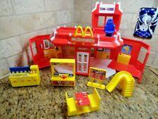 McDonalds 2003 Restaurant Playset Good Condition See Pics
