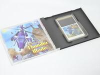 THUNDER BLADE Ref/bbc PC-Engine Hu PCE Grafx Japan Game pe