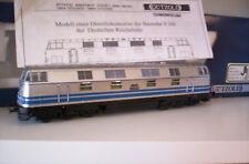 Gützold 35100  Diesellok V 240 mit LED + Digital schnittstelle