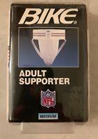 BIKE 7110 Vintage Adult Supporter Jockstrap Underwear Jock Authentic MEDIUM New