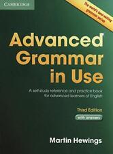 Avanzado Grammar in Use Libro Con Respuestas: A Self-Study Reference and