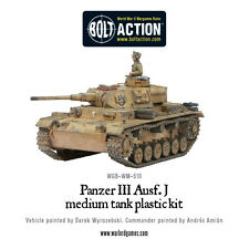 Warlord Games 28mm Panzer III # WGB-WM-510