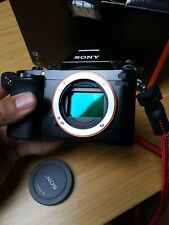 Sony Alpha A7 24.3MP Digital Camera - Black (Body Only)