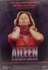 AILEEN (WUORNOS) -LIFE AND DEATH OF A SERIAL KILLER.GENUINE REGION 4 RARE DVD