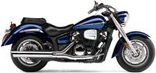 "Cobra 4"" Chrome Exhaust Muffler For Yamaha XVS 1300 A 07-16 2275"