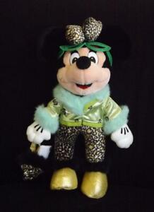 "Disney Minnie Mouse Las Vegas Doll 12"" Plush"