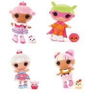 Lalaloopsy Littles Doll Ages 4+ Toy Girls Pretend Play Ice Skating Pet Ice Cream