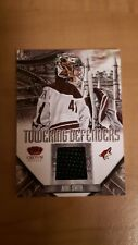 New listing 2012-13 Rookie Anthology Towering Defenders jersey TD-MS Mike Smith