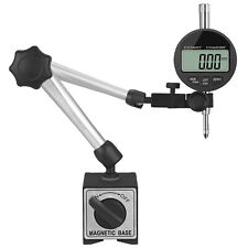 170 Lbs Magnetic Base Dial Indicator Holder Dial Indicator Gauge Measuring Tool