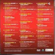 DVD PROMO ONLY CLIPS&LIVE 80'S ROCIO DURCAL Ana Gabriel JAVIER SOLIS CucoSanchez