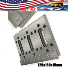 Wire Edm Diving Board Part Fixture Jig Holder Steel Jig for Clamping and Level
