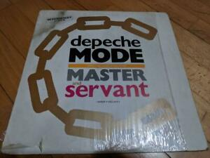 LP Depeche Mode And Servant