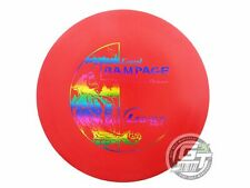 Used Legacy Discs Excel Rampage 173g Red Rainbow Foil Distance Driver Golf Disc