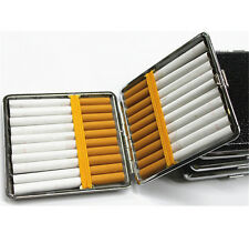 Fashion Pocket Case Box Holder For 20pcs Cigarette Tobacco QW