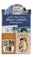 Cassatt Art Activity Pack (Art Activity Pack (Dove