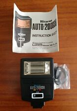 Hitacon Auto 2000SH Series Cut Off System Auto Strobe Hitachi