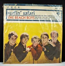 Beach Boys Surfin' Safari LP / TongSheng MXL 1013 Taiwan