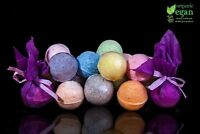 Organic Bath Bomb Gift Lovely Scented - Bath Blaster New and Sealed Fresh Stock