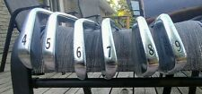 titleist 714 mb 4-9 irons left handed