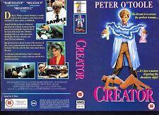 Creator, Peter O'Toole Video Promo Sample Sleeve/Cover #15513