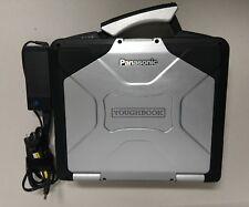 Panasonic Toughbook CF-31SDL781M 2.6GHz 240 SSD HDD 4GB MM WIN 10 64bit