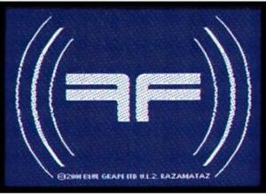 Fear Factory - Logo Patch-Keine Indicazione #21673