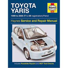 buy car service repair manuals yaris 1999 ebay rh ebay co uk Toyota Camry Repair Manual Toyota Tis Website