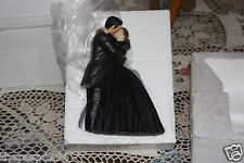 "Gone with the Wind Music Box ""The Kiss"" New In Box"