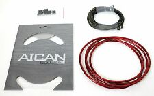 AICAN Superlight Bungarus BRAKE Cable Housing set kit Nokon, I-Link,Red