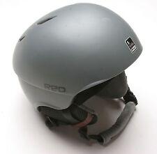 Burton RED Hi-Fi Unisex Snowboard Helmet (S) Grey