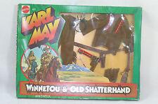 Big Jim sized Karl May Winnetou fashion #9415 from 1975 by Mattel NRFB (2)