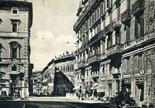 """"""" PERUGIA : Via Baglioni """" Viaggiata Anno 1958"""