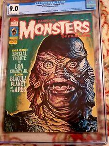 Famous Monsters of Filmland #103 CGC 9.0!! BEAUTIFUL!