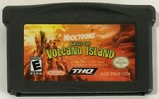 BATTLE FOR VOLCANO ISLAND GAMEBOY ADVANCE GAME - GBA