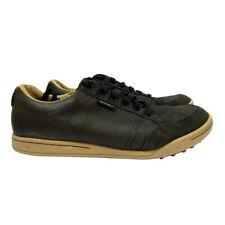Ashworth Men's Cardiff Spikeless Golf Shoes US 12 (G54170) Black