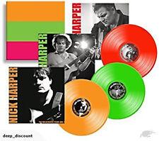 NICK HARPER - THE WILDERNESS YEARS VOL 1-3 RSD 2016 Coloured Vinyl 3LP  SEALED